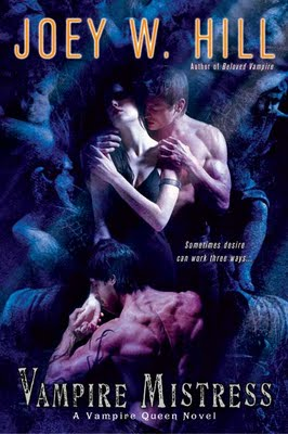 REVIEW: Vampire Mistress and Vampire Trinity by Joey W. Hill