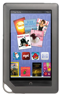 Monday Midday Links: New Nook Tablet