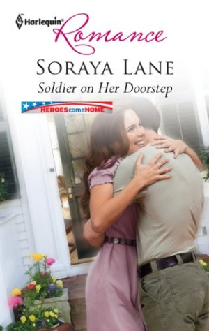 REVIEW: Soldier On Her Doorstep by Soraya Lane