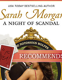 REVIEW: A Night of Scandal by Sarah Morgan