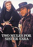 Friday Film Review: Two Mules for Sister Sara