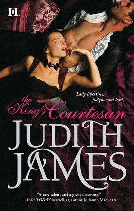 REVIEW: The King's Courtesan by Judith James