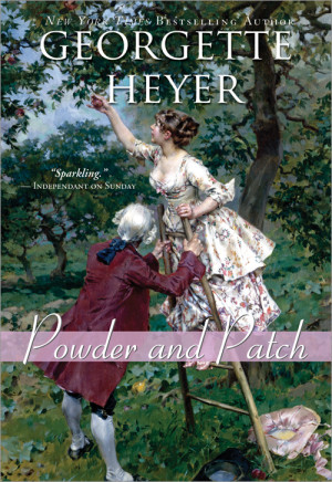 REVIEW: Powder and Patch by Georgette Heyer