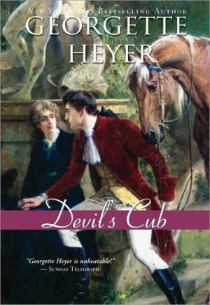 REVIEW: Early Georgette Heyer series
