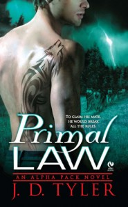 Primal Law by JD Tyler