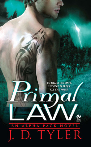 REVIEW: Primal Law by J.D. Tyler