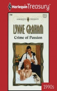 Crime of Passion Lynne Graham