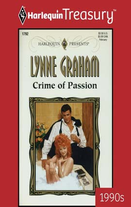 GUEST REVIEW: Harlequin Treasury Crime of Passion by Lynne Graham