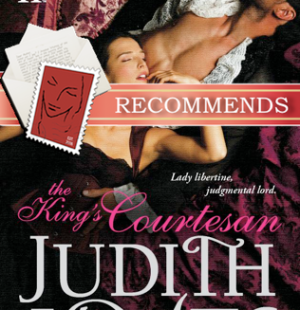 REVIEW x 2: The King's Courtesan by Judith James