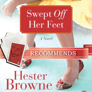 REVIEW: Swept Off Her Feet by Hester Browne