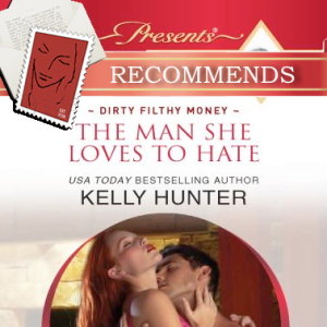 REVIEW: The Man She Loves to Hate by Kelly Hunter
