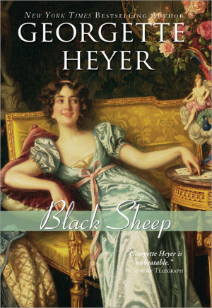 REVIEW: Black Sheep by Georgette Heyer