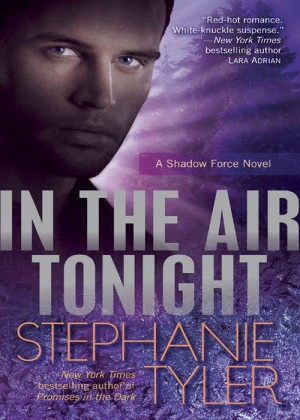 REVIEW: In the Air Tonight by Stephanie Tyler