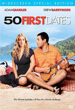 Friday Film Review: 50 First Dates