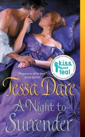REVIEW: A Night to Surrender by Tessa Dare