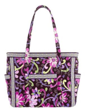 Avon Books Celebrates Liz Carlyle and Loretta Chase with a Vera Bradley Tote + Backlist Bonanza
