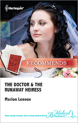 REVIEW: The Doctor and the Runaway Heiress by Marion Lennox