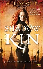 shadow kin by m j scott