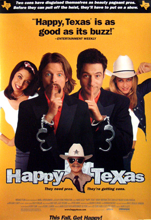 Friday Film Review: Happy, Texas