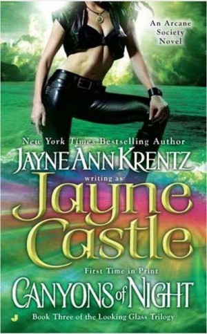 REVIEW: Canyons of the Night by Jayne Ann Krentz