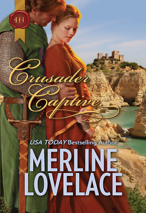 REVIEW: Crusader Captive by Merline Lovelace