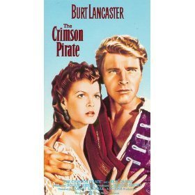 Friday Film Review: The Crimson Pirate