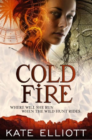REVIEW: Cold Fire by Kate Elliott