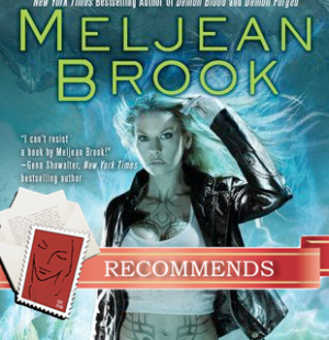 REVIEW: Demon Marked by Meljean Brook