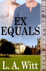 REVIEW: Ex Equals by L.A. Witt