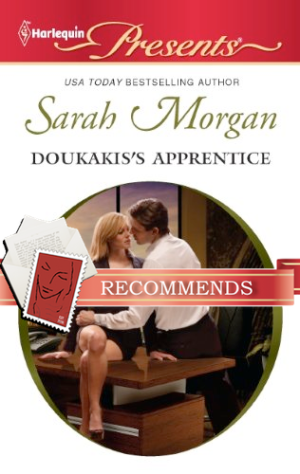 REVIEW: Doukakis's Apprentice by Sarah Morgan