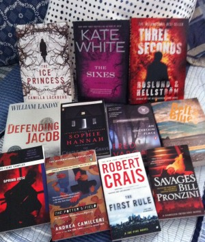 Sunita reports from Bouchercon 2011, Part 2