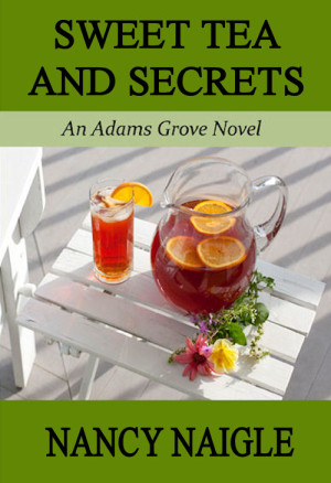 DA Intro Interview & Giveaway:  Nancy Naigle, Author of Sweet Tea and Secrets