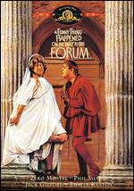 Friday Film Review: A Funny Thing Happened On the Way to the Forum