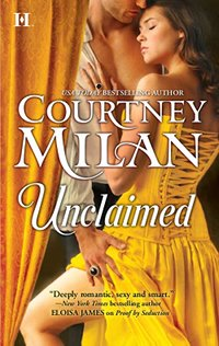 REVIEW: Unclaimed by Courtney Milan