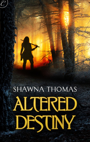 REVIEW: Altered Destiny by Shawna Thomas