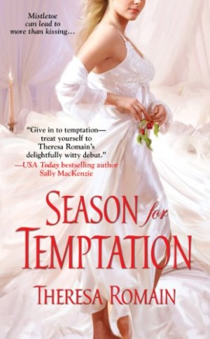 REVIEW: Season for Temptation by Theresa Romain