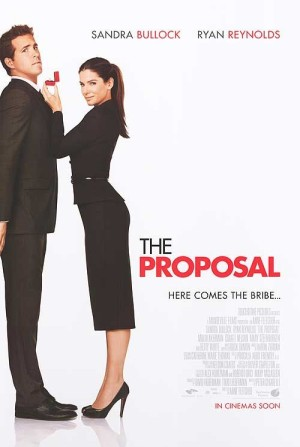 Friday Film Review: The Proposal