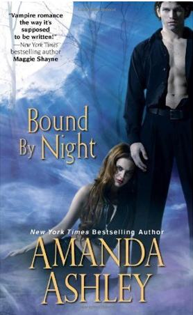 Review: Bound by Night by Amanda Ashley