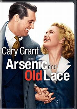 Friday Film Review: Arsenic and Old Lace