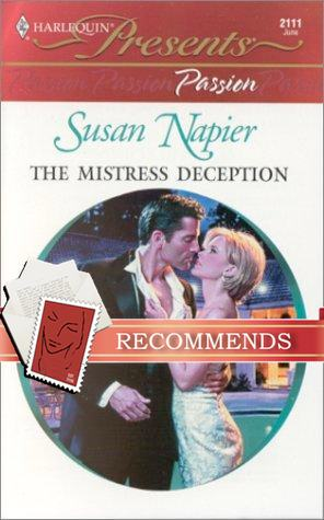 REVIEW: The Mistress Deception by Susan Napier