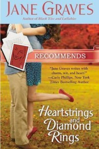 REVIEW: Heartstrings and Diamond Rings by Jane Graves