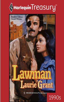 REVIEW: Lawman by Laurie Grant
