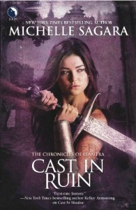 Cast in Ruin Michelle Sagara