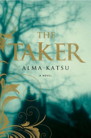 The Dear Author Intro Interview & Giveaway:  Alma Katsu, author of The Taker