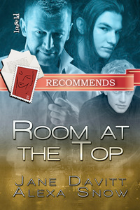REVIEW: Room at the Top by Jane Davitt and Alexa Snow