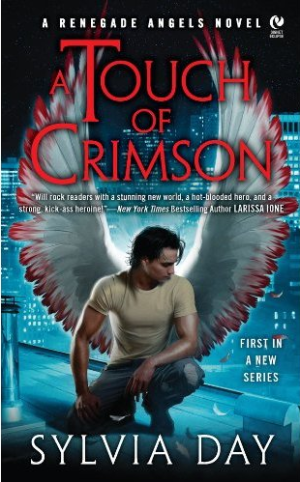 REVIEW: Touch of Crimson by Sylvia Day