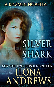 REVIEW: Silent Blade and Silver Shark by Ilona Andrews
