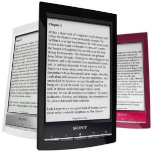REVIEW:  Sony Reader PRS-T1BC WiFi Touch Edition