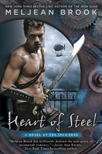 ARC Giveaway of Heart of Steel by Meljean Brook