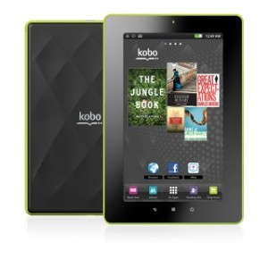 Kobo Vox, Android Tablet Designed for Reading